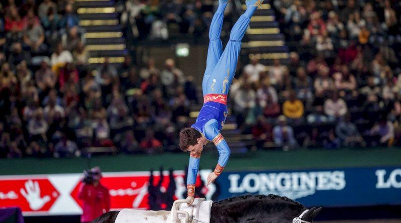 Leipziger Pferdenacht <br>mit Weltklasse-Voltigiersport