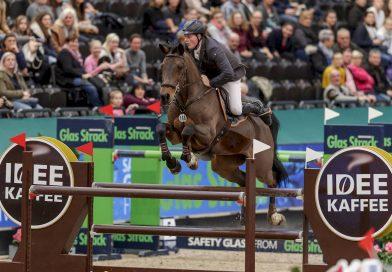 Jan Wernke und seine Queen Mary <br>spielen Konkurrenz aus