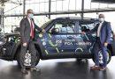 Hybrid-Technologie des Jeep® Renegade 4xe im Alltag wird getestet
