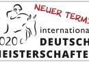Corona: Deutsche Meisterschaften der Springreiter verschoben