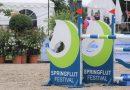 Holsteiner Verband beim Springflut Festival in Hörup
