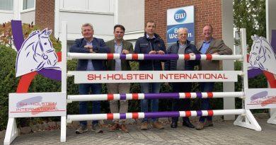 Vertrautes und Bewährtes: SH Holstein International